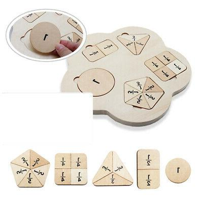 Wooden Geometry Educational Sorting Toys