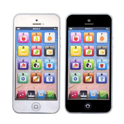 Y-phone Kids Children Baby Toy Phone Education Learning Mach