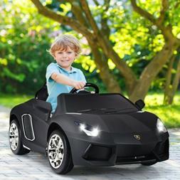Lamborghini 12 V Licensed Electric Kids Riding Car Ride On T