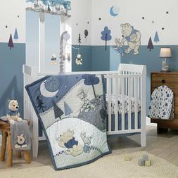Lambs & Ivy Disney Forever Pooh Baby Nursery Crib Bedding CH