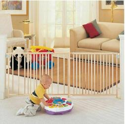 large baby gate child dog pet 5