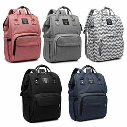 Large Capacity Backpack For Mom Baby Care Bag Diaper Nappy B