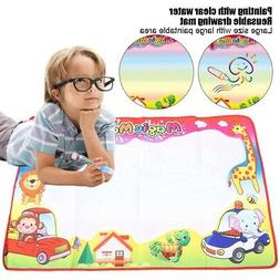 Large Water Drawing Mat, Mess Free Doodle Mat, Girls Boys Ag