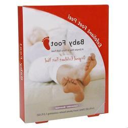 Baby Foot Lavender Scented Original Exfoliating Foot Peel 2.