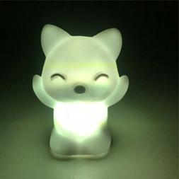 LED Colorful Night Lights for Children Kids Sweet Nursery Ro