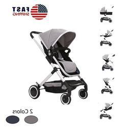 Lightwight Foldable Baby Kids Travel Stroller Infant Buggy P