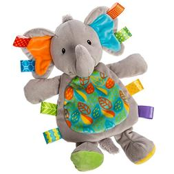 Taggies Little Leaf Elephant Lovey Soft Toy