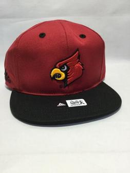 Louisville Cardinals NCAA Adidas Infant Baby Size Hat Cap -