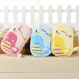 Lovely Baby Bath Sponge Infant Loofah Infant Shower Product