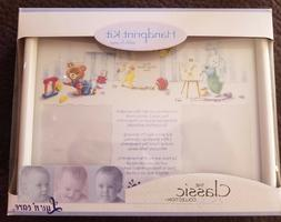 Luv n Care The Classic Baby Collection Handprint Kit with Fr
