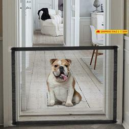 Accmor Magic Gate For Dogs, Baby Gates Pet Safety Gate, Port