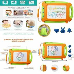 Magnetic Drawing Board For Toddlers Travel Size Toys Colorfu