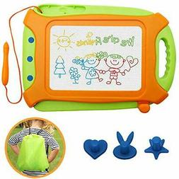 Magnetic Drawing Board for Toddlers,Travel Size Toddlers Toy