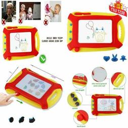 Magnetic Drawing Board Travel Size For Toddlers Kids Toys Co