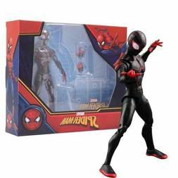 Marvel Spider-Man Miles Morales Action Figures Doll Kids Chi