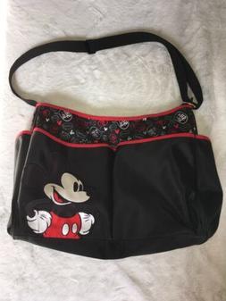 Disney Mickey Mouse Messenger Baby Diaper Bag Girls Boys Men