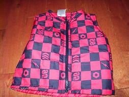 DISNEY MICKEY MOUSE CARS VEST 6-9 Months NEW NWOT Mcqueen ba