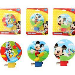 Disney Mickey Mouse Donald Minnie Decor Kids Nursery Bath Be