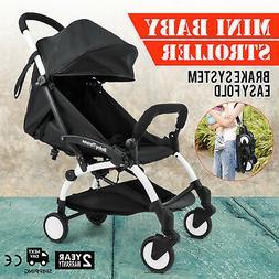 Mini Folding Baby Stroller Jogger Tour Lightweight Compact T