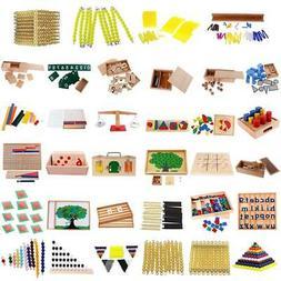 Montessori Educational Materials Kids Toddlers Children Earl