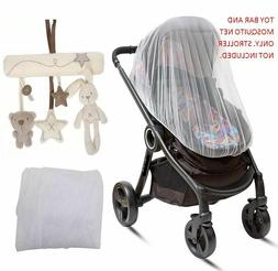 Mosquito Net & Toy Bar Shape Music for Safety 1st Baby Strol