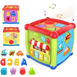 Multi-Functional Musical Toys Toddler Baby Music Activity Cu