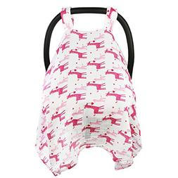 Baby Car Seat Covers To Protect From Sun, Bugs, Dust & Aller