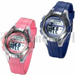Multifunction Electronic Kids Children Wrist Watch Boy Girl