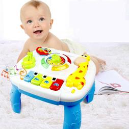 Music Study Table Baby Toys - Children's Electronic Educatio