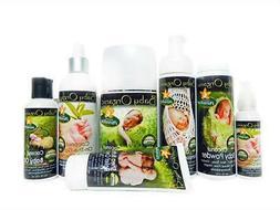 Organic Baby Skin Care Gift Set