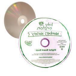 Baby Einstein Numbers Nursery Children's Disney DVD - Xclus