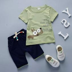 New 0-4Y baby boys clothes high quality cotton kids clothes