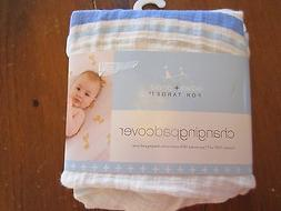NEW Aden & Anais for Target Baby Changing Pad Cover 100% Cot