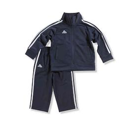new BABY BOY adidas TRICOT TRACK SUIT set sz 3 months Jacket