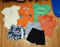 NEW Baby Boys Clothes 3-6M Bathing Suit, Shorts, Set, Body S