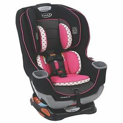 Graco Extend2Fit Convertible Car Seat, Safety Kenzie 3DAYSHI