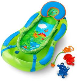 NEW Fisher Price Infant Toddler Bath Tub Center Baby Toys RA