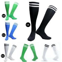 New Football Socks Soccer Hockey Rugby Sports PE Socks Boys/