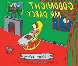 NEW - Goodnight Mr. Darcy: A BabyLit Parody Board Book
