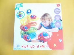 NEW IN BOX - PLAYGO MY FIRST CAR PARK - 12 MONTHS + - MPN 28