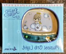 NEW in Box * Precious Moments Musical Crib Light * Angel * L