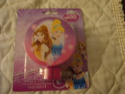 NEW Disney Princess Girls Bedroom Playroom Bath Nursery Nigh