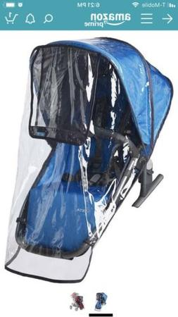 NEW UPPAbaby RumbleSeat Rain Cover Plastic Shield for Vista