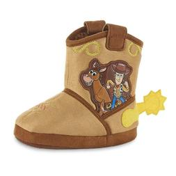 NEW Disney Toddler Toy Story 4 Plush Boots Slippers Costume