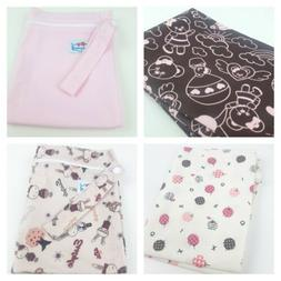 NEW Wet Bags Washable Reusable Dry Cloth Diapers Swim Beach