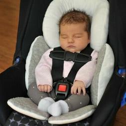 Newborn Baby Car Seat Stroller Cushion Pad Liner Head Body S