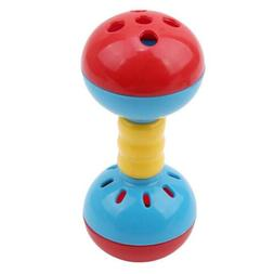 Newborn Bed Stroller Rattle Baby Mobile Toy for Kids Ring Be