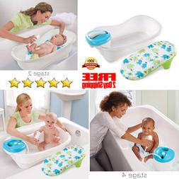 Newborn Infant Bath Tub With Motorized Baby Shower Toddler C