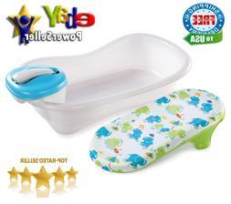 Summer Infant Newborn to Toddler Bath Center & Shower - Neut