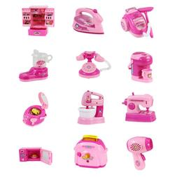 Newest Toys Gift Girls  Vacuum  Appliances Kids Household Pl